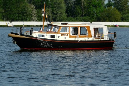 Gillissen Vlet 970 OK, Motorjacht Gillissen Vlet 970 OK te koop bij Jachtbemiddeling van der Veen - Terherne