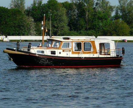 Gillissen Vlet 970 OK, Motorjacht for sale by Jachtbemiddeling van der Veen