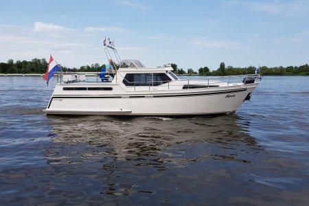 Hollandia 1200 SL, Motorjacht Hollandia 1200 SL te koop bij Jachtbemiddeling van der Veen - Terherne