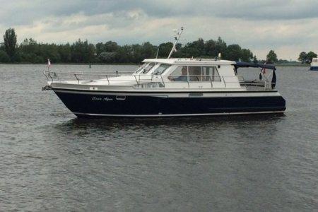 Succes 1080 OK, Motorjacht Succes 1080 OK te koop bij Jachtbemiddeling van der Veen - Terherne