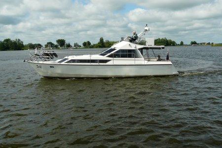 Stadtline 38 FB, Motorjacht Stadtline 38 FB te koop bij Jachtbemiddeling van der Veen - Terherne