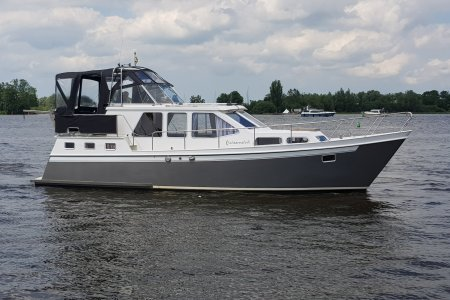 Bendie 1120 AK, Motorjacht Bendie 1120 AK te koop bij Jachtbemiddeling van der Veen - Terherne
