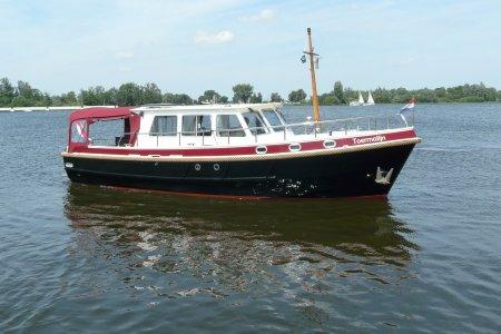 Barkas 1000 OK, Motorjacht Barkas 1000 OK te koop bij Jachtbemiddeling van der Veen - Terherne