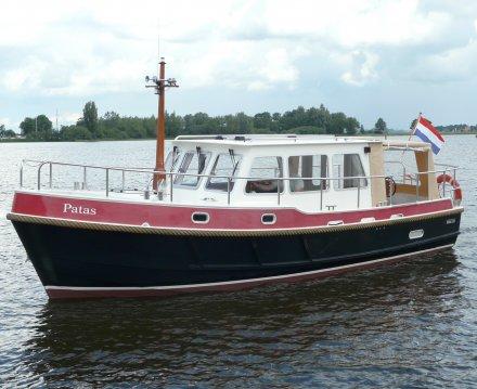 Barkas 900 OK, Motorjacht for sale by Jachtbemiddeling van der Veen