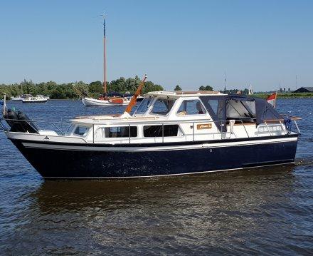 Boarncruiser 920 OK/AK, Motorjacht for sale by Jachtbemiddeling van der Veen