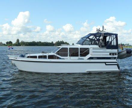 Gruno 33 S Explorer, Motorjacht for sale by Jachtbemiddeling van der Veen