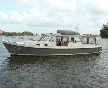 De Ruyter Trawler, Motorjacht for sale by Jachtbemiddeling van der Veen