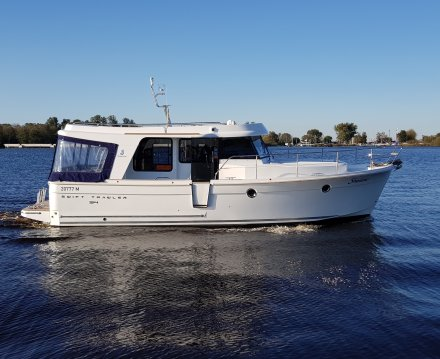 Beneteau Swift Trawler 34S, Motorjacht for sale by Jachtbemiddeling van der Veen
