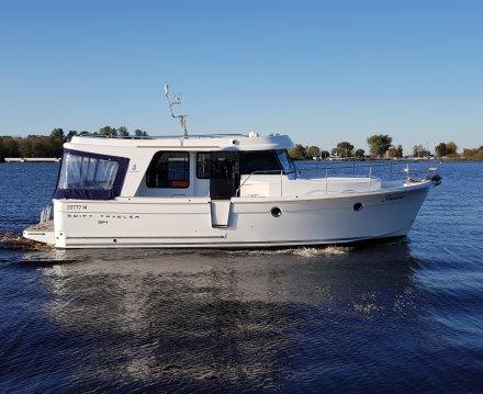Beneteau Swift Trawler 34S, Motorjacht for sale by Jachtbemiddeling van der Veen