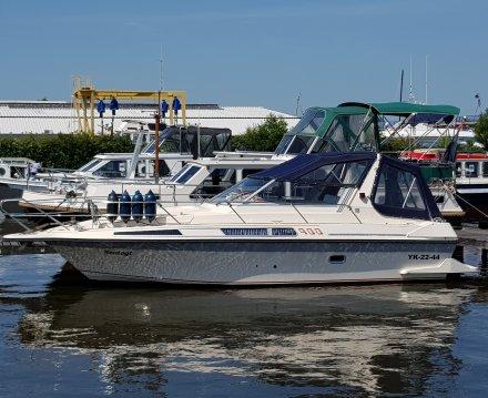 Fjord 900 Dolphin, Motoryacht for sale by Jachtbemiddeling van der Veen
