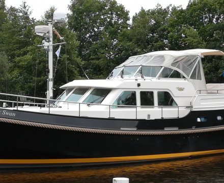 Linssen 410 Grand Sturdy Gold Twin, Motorjacht for sale by Jachtbemiddeling van der Veen