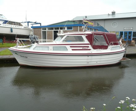 Saga 27 Ak, Motorjacht for sale by Jachtbemiddeling van der Veen