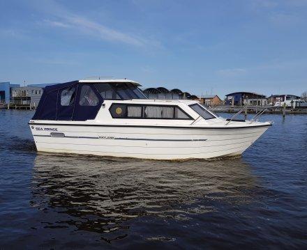 Mayland 740 OK, Motorjacht for sale by Jachtbemiddeling van der Veen