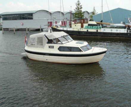 Nidelv 26 AK, Motoryacht for sale by Jachtbemiddeling van der Veen