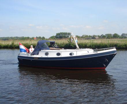 RiverCruise 31 OK, Motor Yacht for sale by Jachtbemiddeling van der Veen