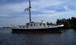Bilgea Koopmans Kotter, Motor Yacht Bilgea Koopmans Kotter for sale by Jachtbemiddeling van der Veen - Terherne