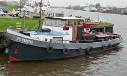 Sleepboot 16,55 Meter, Motor Yacht Sleepboot 16,55 Meter for sale by Jachtbemiddeling van der Veen - Terherne