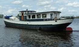 Klipper Zuiderzeeklipper, Motor Yacht Klipper Zuiderzeeklipper for sale by Jachtbemiddeling van der Veen - Terherne