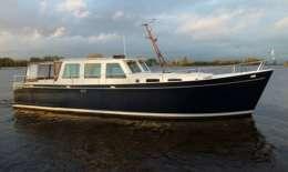 Koopmans Eendrachtskruiser 1320 OK, Motor Yacht Koopmans Eendrachtskruiser 1320 OK for sale by Jachtbemiddeling van der Veen - Terherne