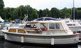 Saga 27 OK, Motor Yacht Saga 27 OK for sale by Jachtbemiddeling van der Veen - Terherne