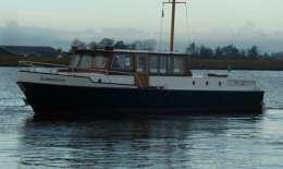 Inspectievaartuig 1300, Motor Yacht Inspectievaartuig 1300 for sale by Jachtbemiddeling van der Veen - Terherne