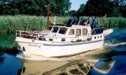 Marathon 980 AK, Motor Yacht Marathon 980 AK for sale by Jachtbemiddeling van der Veen - Terherne