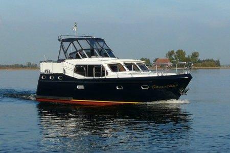Nowee Caprice 11.50, Motorjacht Nowee Caprice 11.50 te koop bij Jachtbemiddeling van der Veen - Terherne