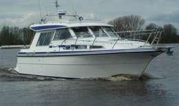 Saga 32, Motor Yacht Saga 32 for sale by Jachtbemiddeling van der Veen - Terherne