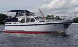 Valkkruiser 1160, Motor Yacht Valkkruiser 1160 for sale by Jachtbemiddeling van der Veen - Terherne