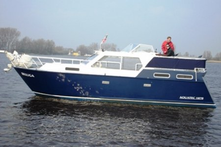 Aquanaut Aquatec, Motoryacht Aquanaut Aquatec zum Verkauf bei Jachtbemiddeling van der Veen - Terherne