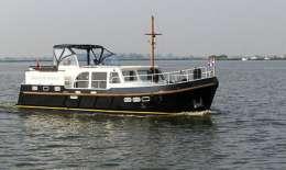 VJB Exclusive Motorkruiser, Motor Yacht VJB Exclusive Motorkruiser for sale by Jachtbemiddeling van der Veen - Terherne