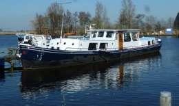 Steilsteven 20 Meter, Motor Yacht Steilsteven 20 Meter for sale by Jachtbemiddeling van der Veen - Terherne