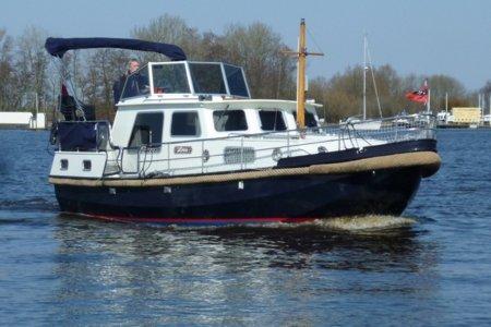 Duet Vlet 900 AK, Motoryacht Duet Vlet 900 AK zum Verkauf bei Jachtbemiddeling van der Veen - Terherne