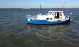 Reddingsloep Gitana, Motor Yacht Reddingsloep Gitana for sale by Jachtbemiddeling van der Veen - Terherne