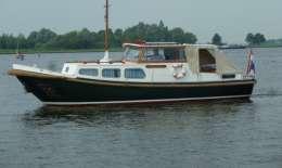Gillissenvlet 970 OK/AK, Motor Yacht Gillissenvlet 970 OK/AK for sale by Jachtbemiddeling van der Veen - Terherne