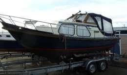 Bruijs Vlet 700, Motor Yacht Bruijs Vlet 700 for sale by Jachtbemiddeling van der Veen - Terherne