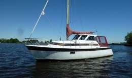 Amerglass Searunner 30, Sailing Yacht Amerglass Searunner 30 for sale by Jachtbemiddeling van der Veen - Terherne