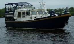 Smelne Vlet 1120 AK, Motor Yacht Smelne Vlet 1120 AK for sale by Jachtbemiddeling van der Veen - Terherne