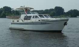 Veha 40 AK, Motor Yacht Veha 40 AK for sale by Jachtbemiddeling van der Veen - Terherne