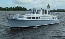 Kaagkruiser 1140 AK, Motor Yacht Kaagkruiser 1140 AK for sale by Jachtbemiddeling van der Veen - Terherne
