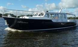 Vennekens 45 OK, Motor Yacht Vennekens 45 OK for sale by Jachtbemiddeling van der Veen - Terherne