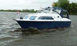 Marco 810 OK, Motor Yacht Marco 810 OK for sale by Jachtbemiddeling van der Veen - Terherne