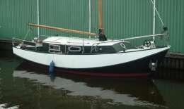 Bekebrede Scheldeschouw, Sailing Yacht Bekebrede Scheldeschouw for sale by Jachtbemiddeling van der Veen - Terherne