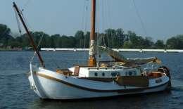 Boeier Aak, Sailing Yacht Boeier Aak for sale by Jachtbemiddeling van der Veen - Terherne