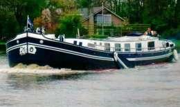 Steilsteven 22 Meter, Motor Yacht Steilsteven 22 Meter for sale by Jachtbemiddeling van der Veen - Terherne