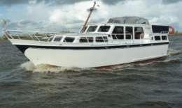 Proficiat 1075 AK, Motor Yacht Proficiat 1075 AK for sale by Jachtbemiddeling van der Veen - Terherne