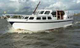 Gruno 1070 AK, Motor Yacht Gruno 1070 AK for sale by Jachtbemiddeling van der Veen - Terherne