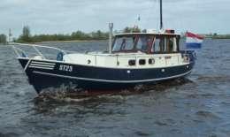 Staverse Kotter 1040 ST 23, Motor Yacht Staverse Kotter 1040 ST 23 for sale by Jachtbemiddeling van der Veen - Terherne