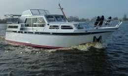 Proficiat 1010 GL, Motor Yacht Proficiat 1010 GL for sale by Jachtbemiddeling van der Veen - Terherne