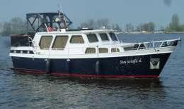Super Lauwersmeer 1120 AK, Motor Yacht Super Lauwersmeer 1120 AK for sale by Jachtbemiddeling van der Veen - Terherne